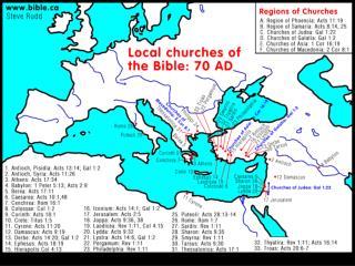 The Church at Jerusalem