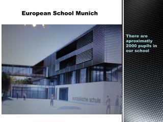 European School  Munich
