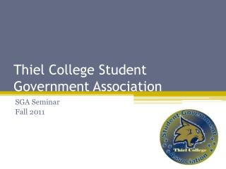 Thiel College Student Government Association