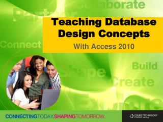 Teaching Database Design Concepts