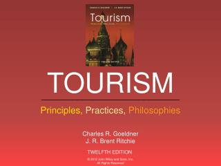 Tourism Planning, Development, and Social Considerations