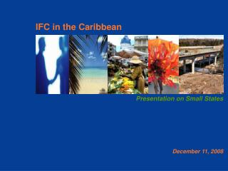 IFC in the Caribbean