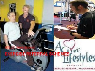 Exercise Referral schemes
