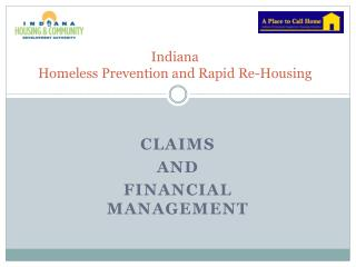 Indiana Homeless Prevention and Rapid Re-Housing