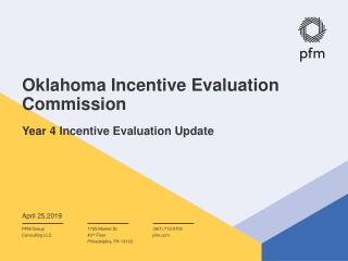 Oklahoma Incentive Evaluation Commission