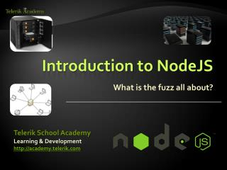 Introduction to  NodeJS
