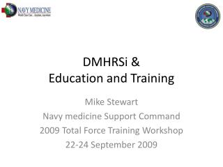 DMHRSi & Education and Training