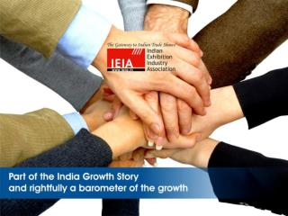 INDIAN EXHIBITION INDUSTRY- SIZE AND GROWTH