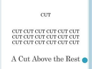CUT CUT CUT CUT CUT CUT CUT CUT CUT CUT CUT CUT CUT CUT CUT CUT CUT CUT CUT
