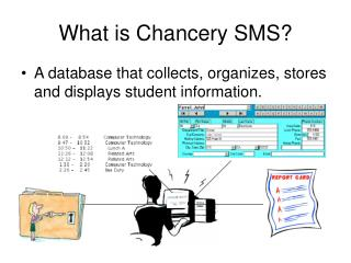 What is Chancery SMS?