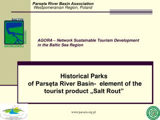 Pars?ta River Basin Association  Westpomeranian Region, Poland
