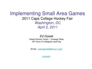 Ppt Small Area Games Powerpoint Presentation Id 153557