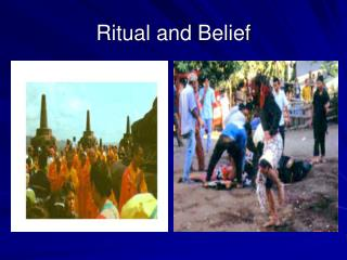 Ritual and Belief