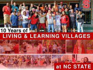 LIVING & LEARNING VILLAGES