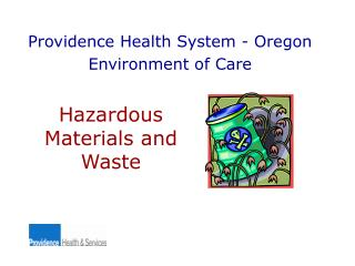 Hazardous Materials and Waste