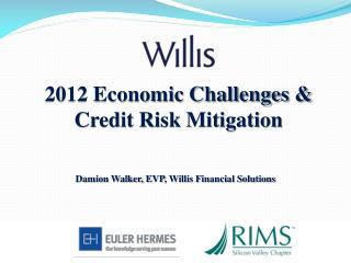 2012 Economic Challenges & Credit Risk Mitigation