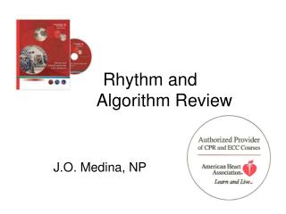 Rhythm and  			Algorithm Review