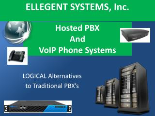 Hosted PBX And  VoIP Phone Systems