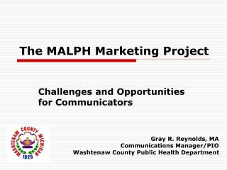The MALPH Marketing Project