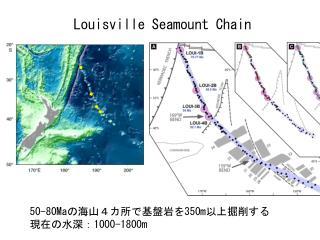 Louisville Seamount Chain