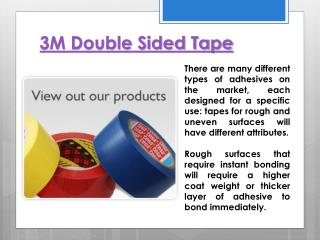 Tesa Double Sided Tape