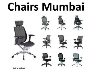 Best Ergonomic Chairs for Back Pain Mumbai