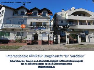 Drogenentzugsklinik in Belgrad
