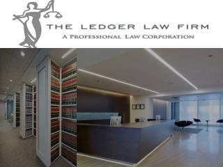The Ledger Law Firm: Best Place for Personal Injury and Wron