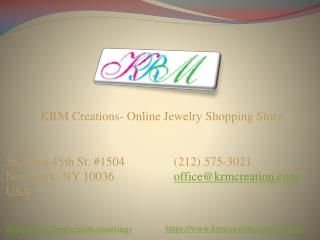 Tips For Online Jewelry Shopping
