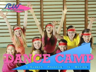 River Way Ranch Dance Camp