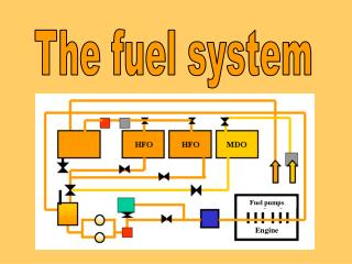 The fuel system