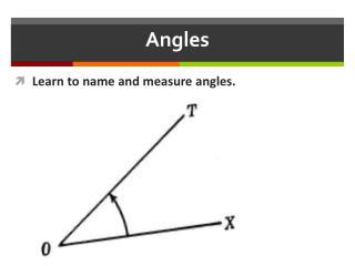PPT - Lines, Line Segments, Rays and Angles PowerPoint ...  PPT - Lines, Li...