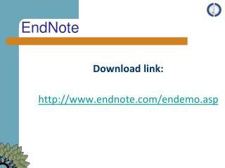 EndNote