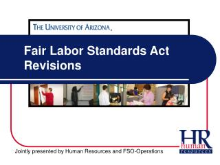 Fair Labor Standards Act Revisions