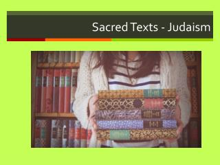Sacred Texts - Judaism