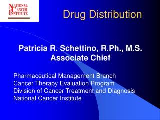 Drug Distribution