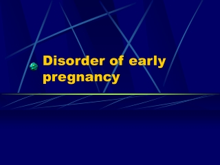 THE MANAGEMENT OF TUBAL PREGNANCY