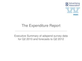 The Expenditure Report