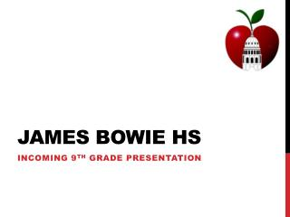 James Bowie HS