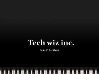 Tech wiz inc.
