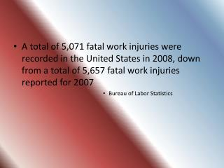 The number and rate of fatal work injuries among 16 to 17 year-old workers were higher in 2008 .