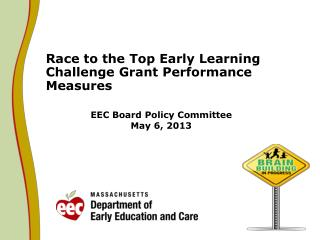 EEC Board Policy Committee May 6, 2013