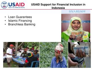 USAID Support for Financial Inclusion in Indonesia