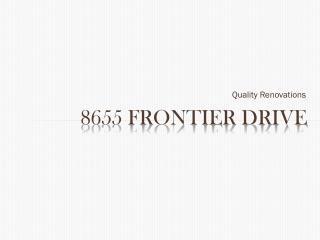 8655 Frontier Drive