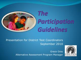 The Participation Guidelines