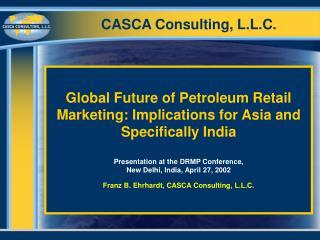 CASCA Consulting, L.L.C.