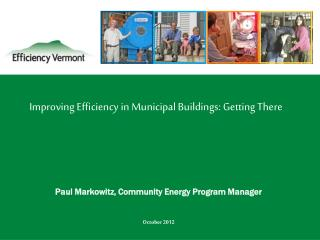 Improving Efficiency in Municipal Buildings: Getting There