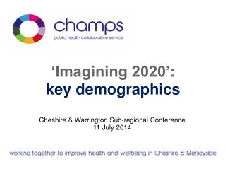 'Imagining 2020':  key demographics