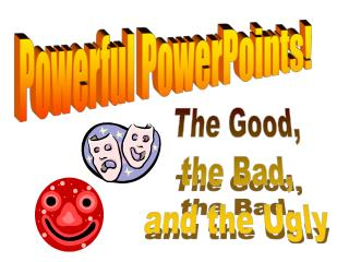 Powerful PowerPoints