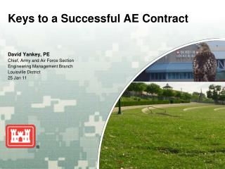 Keys to a Successful AE Contract